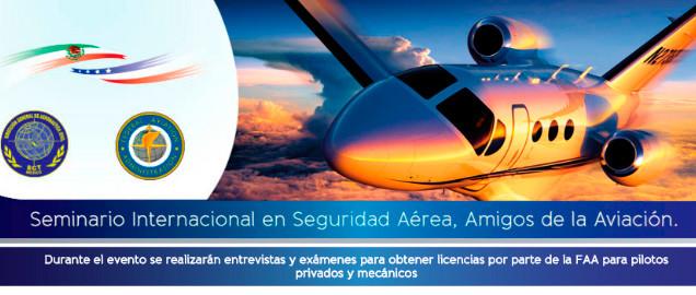Seminario Internacional en Seguridad Aérea 2015