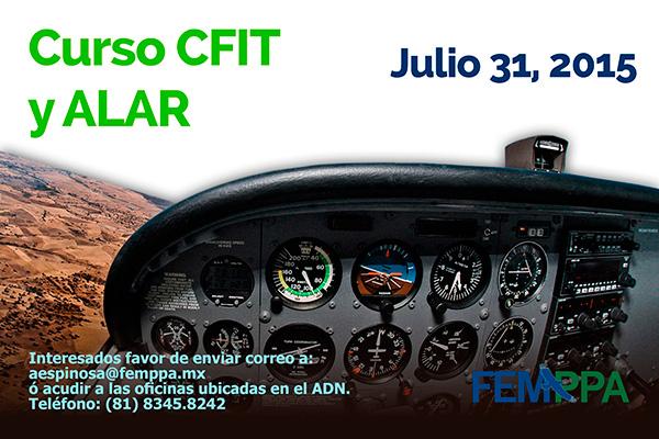 Curso CFIT y ALAR Julio 2015
