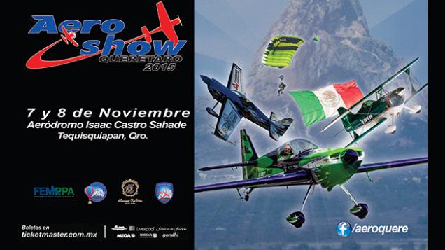 AeroShow Querétaro 2015
