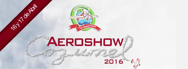 AeroShow Cozumel 2016