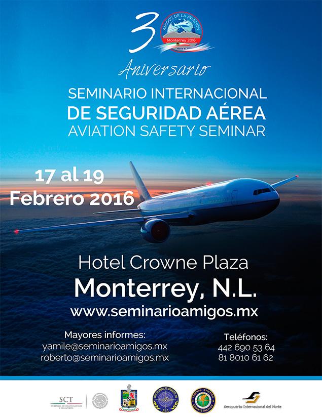 Seminario Internacional de Seguridad Aérea