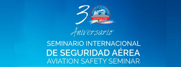 Seminario Internacional de Seguridad Aérea 2016
